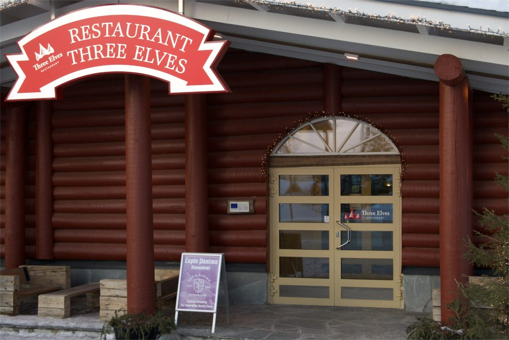 Three Elves restaurant